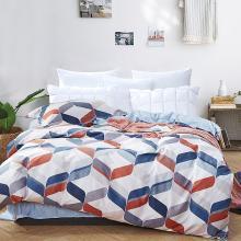 帝豪家纺 全棉单件被套双人200X230学生宿舍1.5米被罩床上用品