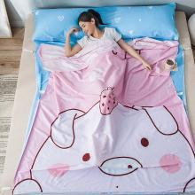 VIPLIFE全棉隔脏睡袋 旅行出差专用床单被套