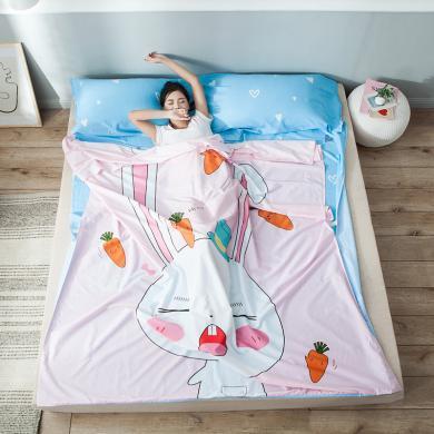 【外出旅行專用床品】VIPLIFE全棉隔臟睡袋 旅行出差專用床單被套