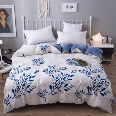DREAM HOME  纯棉单品被套双人被罩1.5米床被套1.8米2米床被套643541