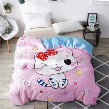 VIPLIFE家纺 单件被套 精梳全棉高支高密被套床上用品