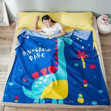 VIPLIFE全棉隔臟睡袋 旅行出差專用床單被套