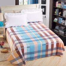 【恒源祥家纺】炫彩生活床单 纯棉 床单 被罩  舒适床单 1.5床/1.8床 床单