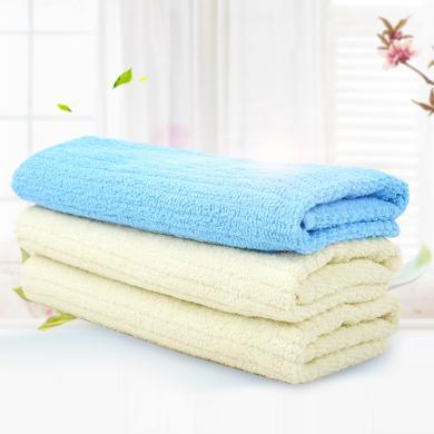 帝豪家纺 纯棉毛巾3条装 拍1得3条 全棉细腻亲肤 洗脸面巾 吸水毛巾