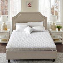 雅兰家纺床垫保护垫1.8m席梦思防滑垫被床褥榻榻米1.5m双人床护垫 磨毛床垫