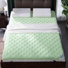 羽芯家纺 全棉抗菌床垫防滑床褥子加厚榻榻米垫被垫子