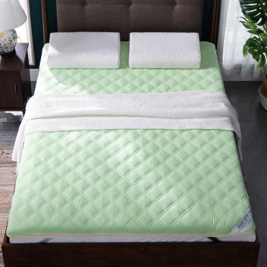 羽芯家紡 全棉抗菌床墊防滑床褥子加厚榻榻米墊被墊子
