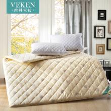 维科家纺 加厚羊毛床垫单双人海绵褥子垫被1.5m学生宿舍1.8米床榻榻米垫