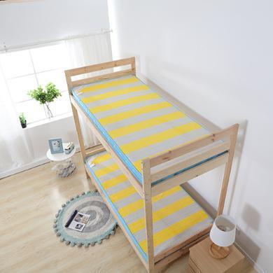 羽芯家纺 10厘米学生床垫0.9宿舍床垫上下铺床褥子榻榻米垫被加厚立体