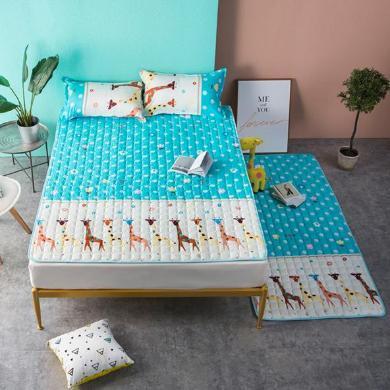 羽芯家紡 印花床墊床褥床護墊