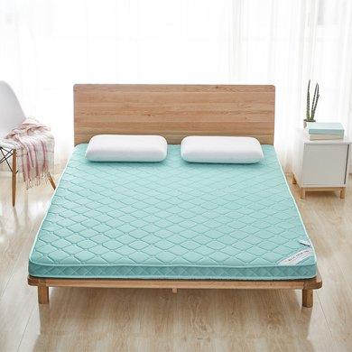 羽芯家纺 4D透气床垫6厘米素色印花款