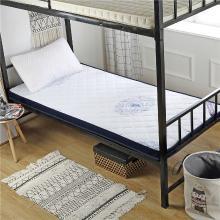 羽芯家纺  学生宿舍四季床垫10厘米针织宜家风立体床垫