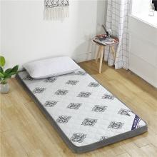 羽芯家纺 学生宿舍四季床垫6.5厘米针织宜家风立体床垫