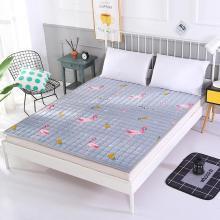 品卧家纺 水晶绒防滑学生床垫护垫爬爬垫宝宝爬行垫加厚地垫客厅地毯瑜伽垫