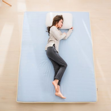 羽芯家纺 3M全棉记忆床垫(正反两面,四季可用)