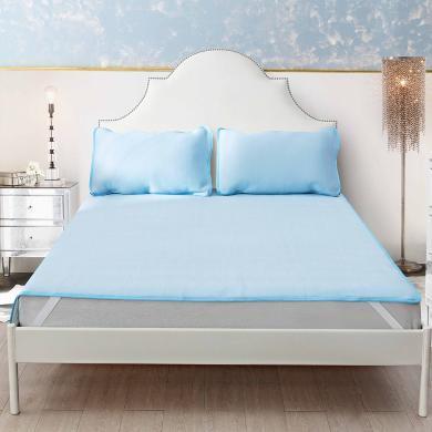 雅蘭床墊保護墊三件套1.8米床涼感透氣防滑墊床褥1.5m床護墊 涼感保護墊