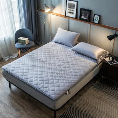 DREAM HOME 全棉面料加厚床墊床褥子防滑墊 上下床學生床墊676426