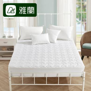 雅蘭家紡磨毛床墊保護墊1.8m床笠防滑墊床褥榻榻米1.5m雙人床護墊  笠高款床笠