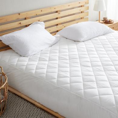 大樸床笠單件全棉1.8m純棉加厚夾棉床罩水洗席夢思防滑床墊保護套