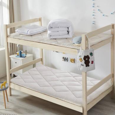 夢潔家紡MEE好床墊更懂睡眠原本生活雙面皆可用多功能床墊榻榻米墊學生宿舍透氣保護墊