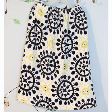 純棉浴巾裙