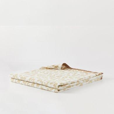 纯棉 非洲印象毛巾被