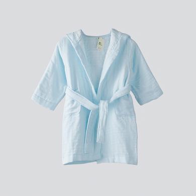 孚日sunvim專柜正品   初語兒童浴衣(禮盒裝)
