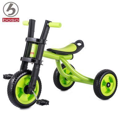 宝仕(boso) 儿童三轮车宝宝脚踏车幼儿自行车玩具车童车2-5岁小哈雷