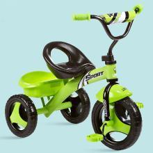 英萊兒 兒童三輪車腳踏車寶寶1-3歲玩具車腳踏車嬰兒三輪自行車可帶玩具零食rtzxc23