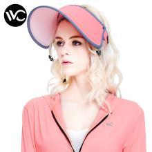 韩国 VVC 正品遮阳帽百搭太阳帽防紫外线防晒帽成人儿童