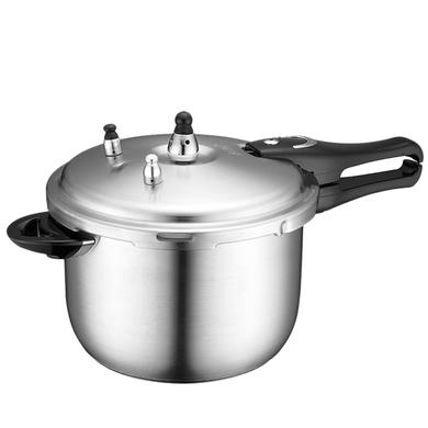 愛仕達ASD304不銹鋼高壓鍋24cm節能燃氣電磁爐通用壓力鍋YC1824