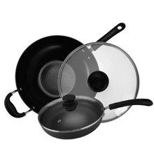 爱仕达 套装组合家庭必备 不粘锅炒锅煎锅汤锅ZQ02CJ2