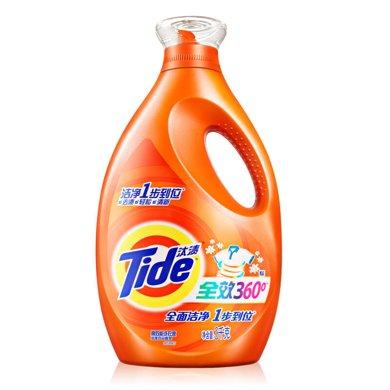 D汰漬全效360度洗衣液潔雅百合香型(3kg)