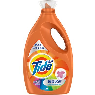 G汰渍焕彩护色防串色高效能洗衣液(3kg)