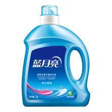 藍月亮深層潔凈護理洗衣液(亮白增艷自然清香)NC1(3kg)