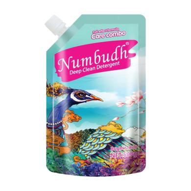 Numbudh南堡洗衣液低泡除菌袋裝500g