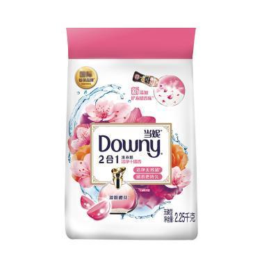 LJ當妮二合一洗衣粉(淡粉櫻花)(2.25kg)