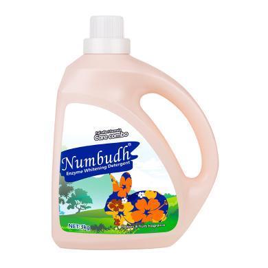 馬來西來Numbudh南堡酵素凈白洗衣液3kg