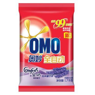 奧妙全自動含金紡馨香精華無磷洗衣粉(1.7kg)