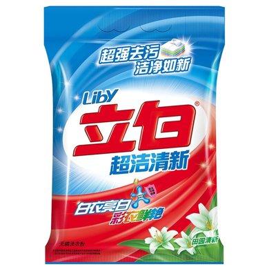 $立白超潔清新無磷洗衣粉(2118g)