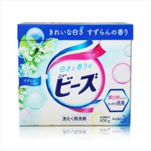 日本KAO花王铃兰香洗衣粉850g