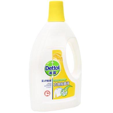 滴露衣物除菌液清新柠檬(1.5L)(1.5L)