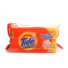 汰渍全效360度三重功效洗衣皂202克X2(404G)