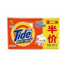 汰渍全效无磷洗衣皂NC3(238gx2)