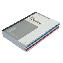 晨光文具A6 无线装订本 笔记本记事本日记本子 APYHA411