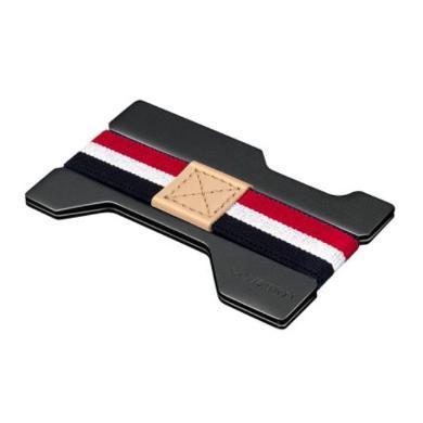 德國MODERN鋁制錢夾 防盜刷防RFID卡夾 銀行信用金屬卡盒 NFC卡套