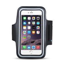leapower 手臂帶跑步防水手機套臂包運動臂帶套適用蘋果iPhone/小米/三星/魅族 適用4.3-5.0寸手機