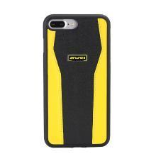 用維F-13蘋果iphone8plus手機殼PU防摔保護殼防刮賽車風格5.5英寸手機套