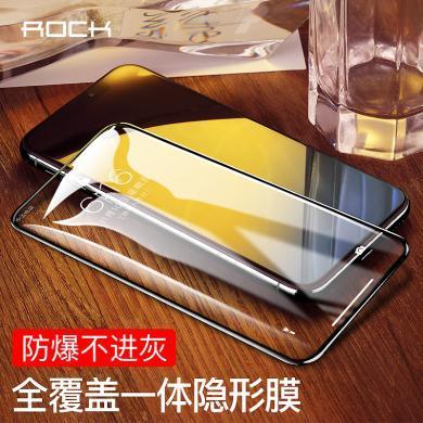 洛克rock 蘋果iPhone XR 新全屏曲面玻璃膜 0.3MM iphone XR保護膜 iphone XR玻璃膜 手機配件 透明