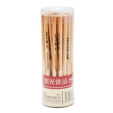 晨光AWP30401铅笔原木桶装六角铅笔HB小学生儿童铅笔素描?#37259;直?>                                 </a>                             </div>                         <div class=